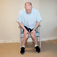 Poses to avoid following hip replacement surgery